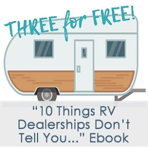 10 Things RV Dealerships Don't Tell You